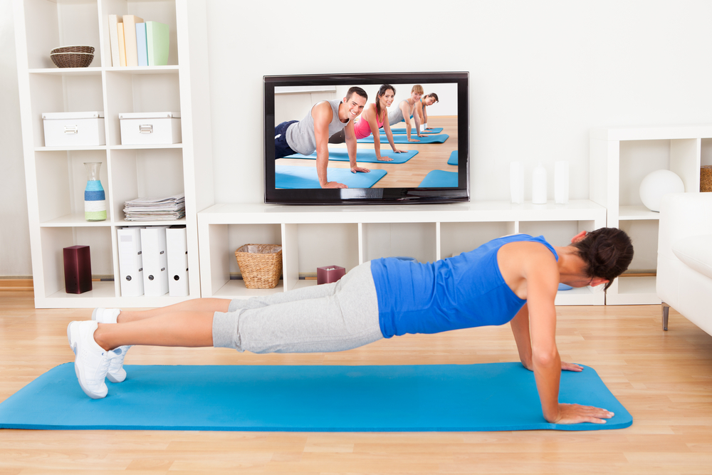 How to Start a Workout Routine and Stick to it - At-home Workout with Beachbody on Demand