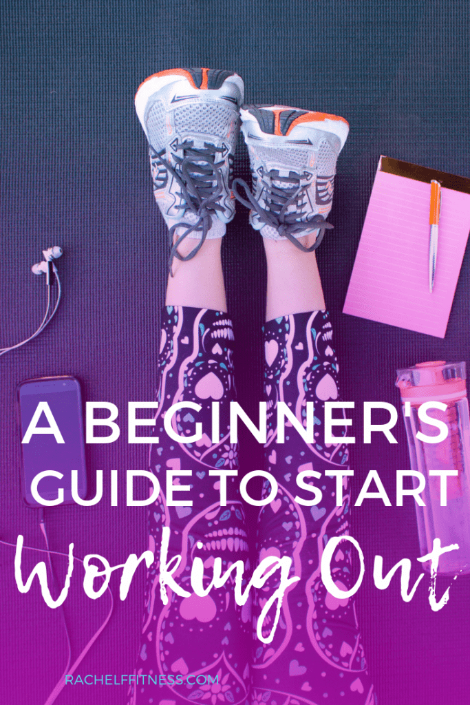 A Beginners Guide to Working Out
