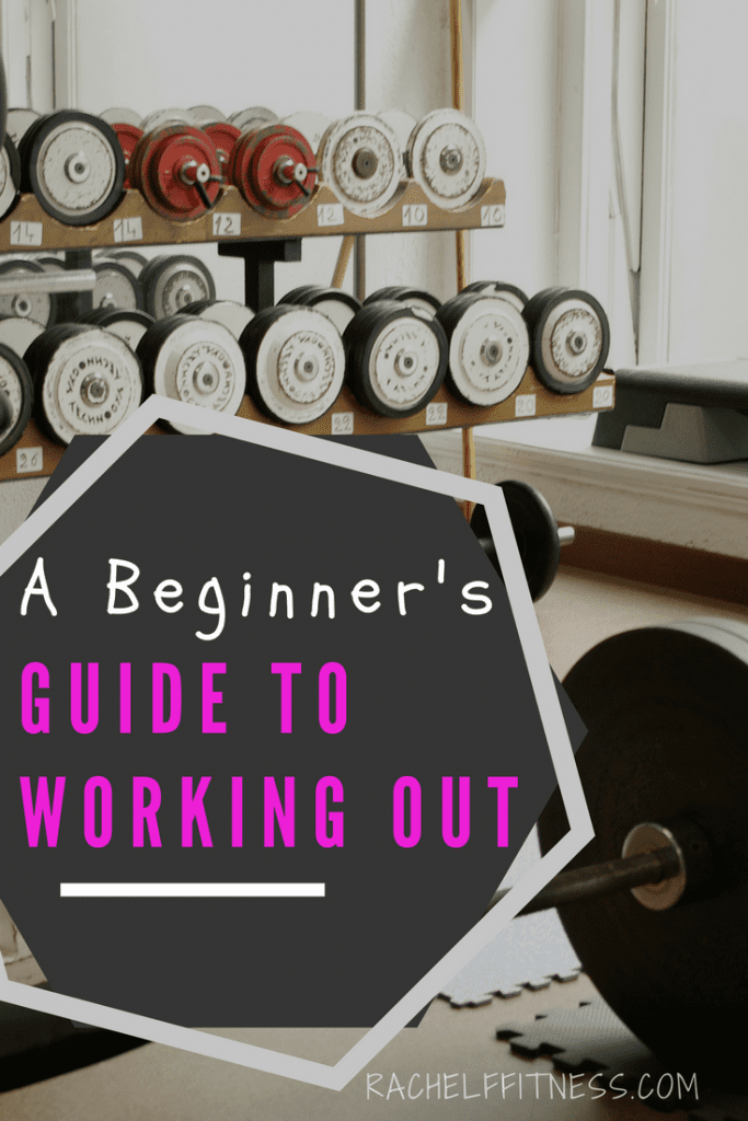 Beginner's Guide to Working Out