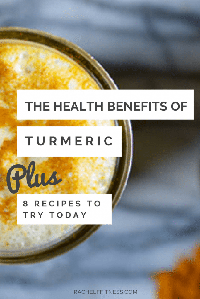 Adding just a teaspoon of turmeric, to your diet each day can have many health benefits. Turmeric is an anti-inflammatory spice and may help treat symptoms of arthritis. It's an antioxidant. May help fight depression and Alzheimer's disease. May lower the risk of heart disease and may even help prevent and treat cancer.