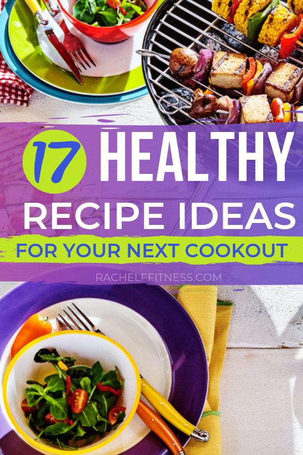 17 Healthy Summer BBQ Recipes