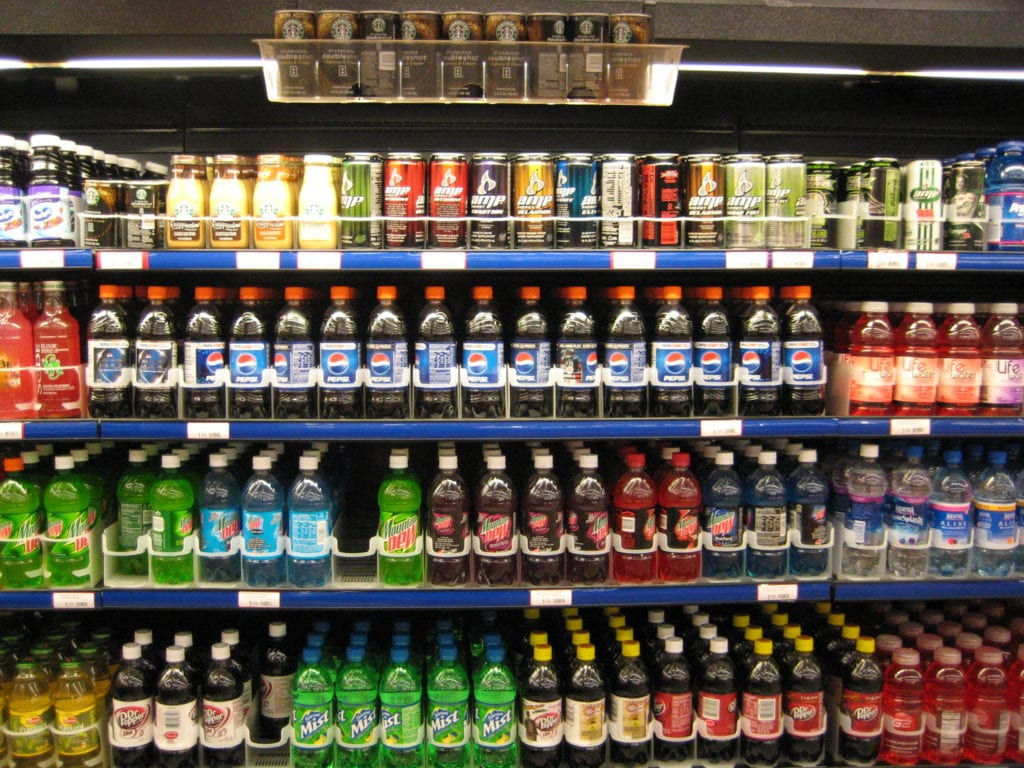 Heart Health Tips for Beginners - What NOT to Eat - Sugary Drinks