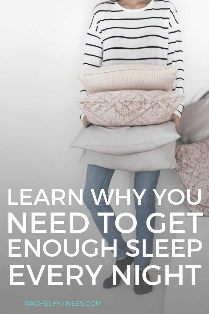 Learn Why You Need a Good Night's Sleep