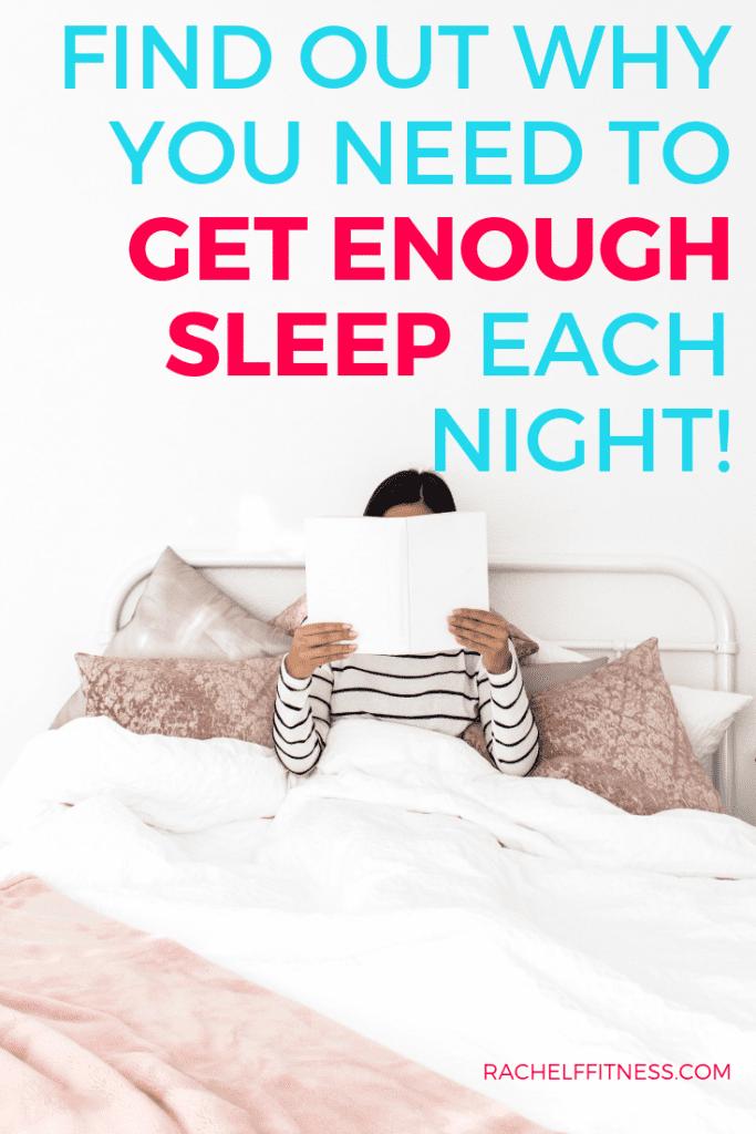 Why You Need a Good Night's Sleep