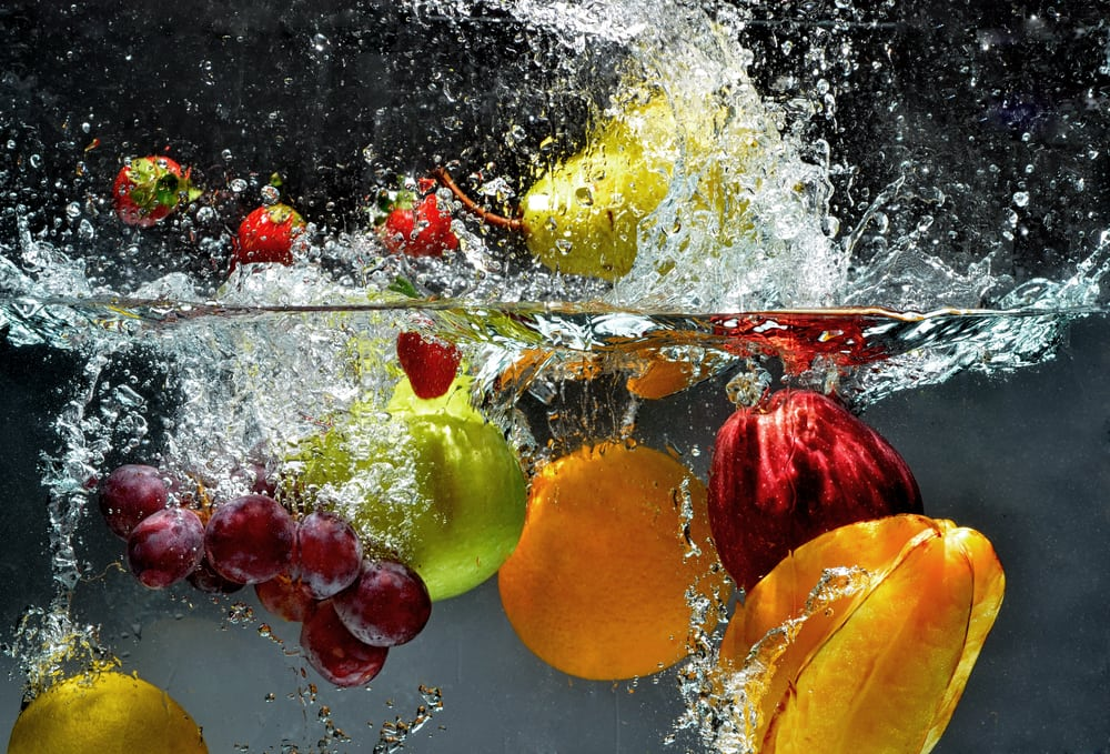 ssential Nutrients for a Heart Healthy Diet - colorful foods