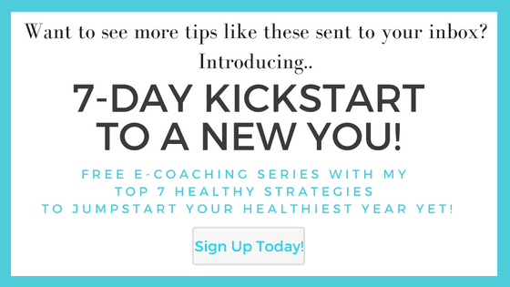 New You Email Series Opt-in